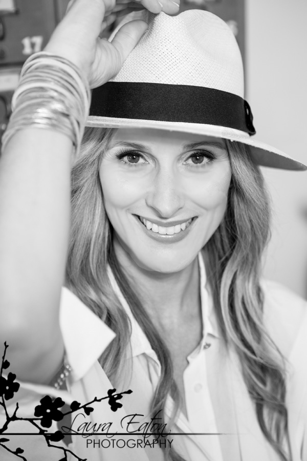 Philadelphia Headshot Photography by Laura Eaton professional image of Jenni Sellan fashion blogger and stylist